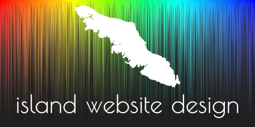 Island Website Design
