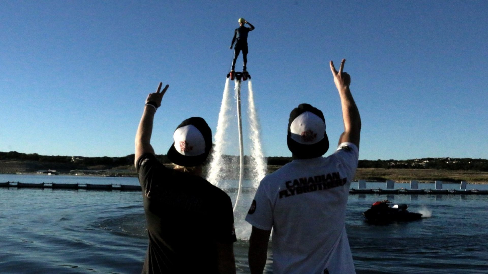 Team CanFly – Canada's Flyboarders