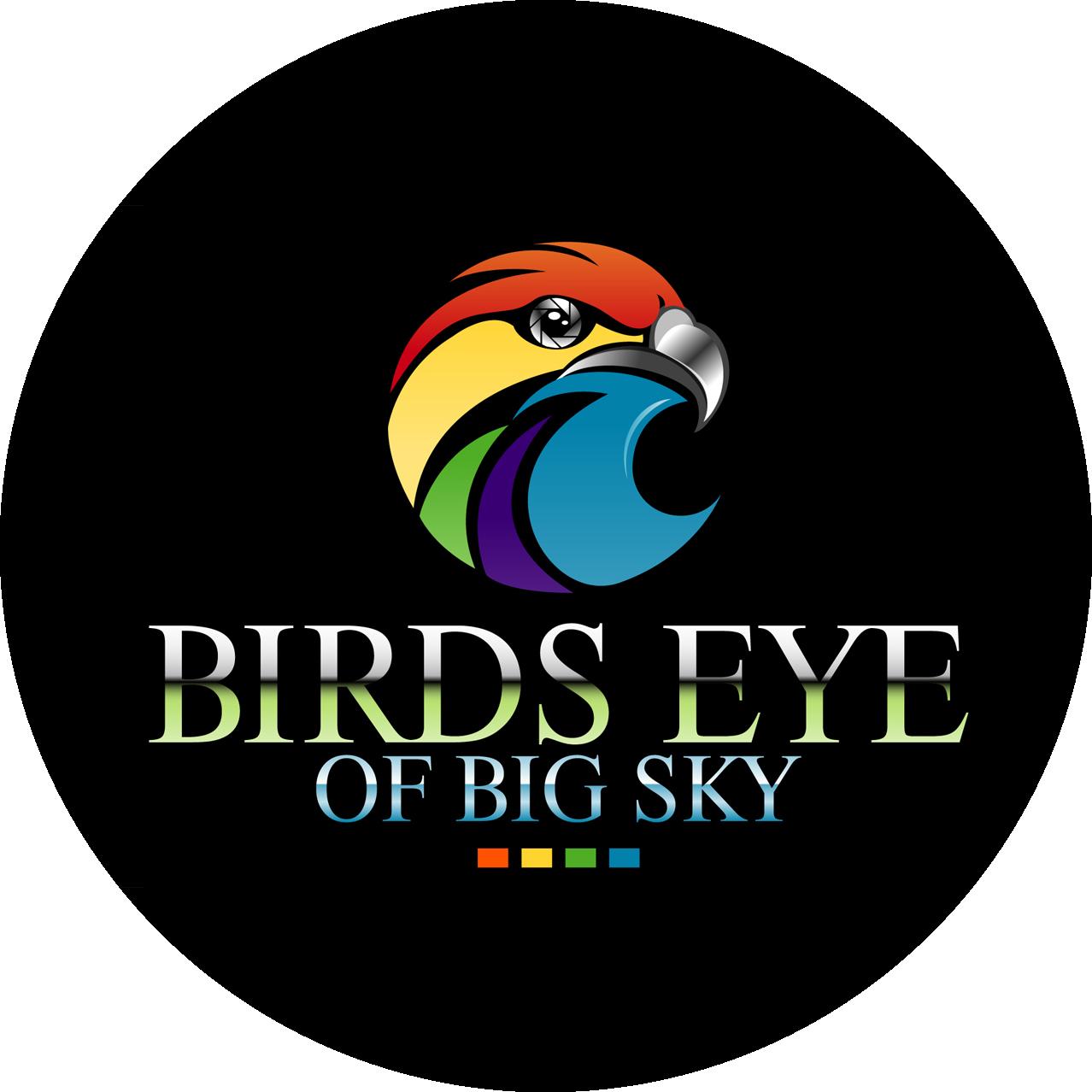 Birds Eye of Big Sky
